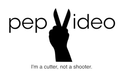 I'm a cutter, not a shooter.