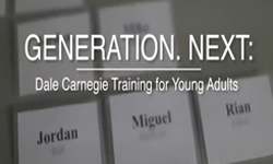 Generation. Next: